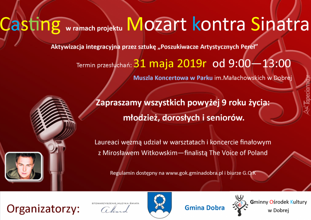 casting dla śpiewających, grających i tańczących :)